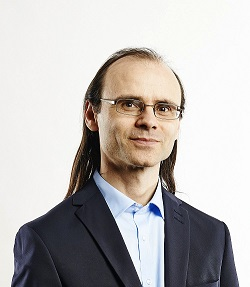 Renato Pichler – Gründungsmitglied und Präsident von Swissveg