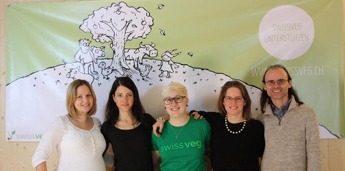 Swissveg-Team